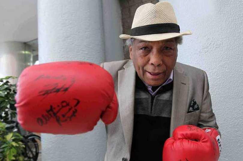 """""""En realidad nunca me retiré, dejé el boxeo después de la derrota ante César Sinda en El Forum de Inglewood, en 1972""""."""