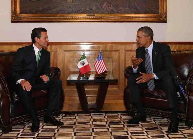 Barack Obama le apostaría tequila al Presidente Enrique Peña Nieto un tequila.