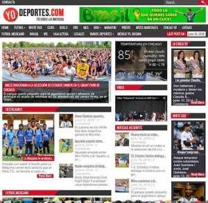 Resumen del Mundial Brasil 2014 en YoDeportes.com de Chicago