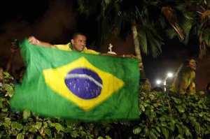 Brasil Bandera 6433687w