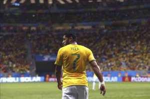 Hulk pide disculpas por los dos últimos partidos. EFE