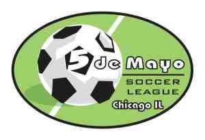 5 de Mayo Logo Soccer League
