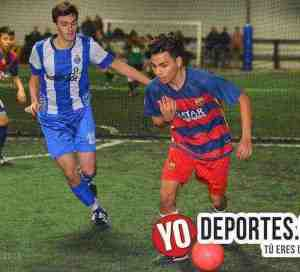 Choque de invictos Deportivo Lupita y FC Porto.