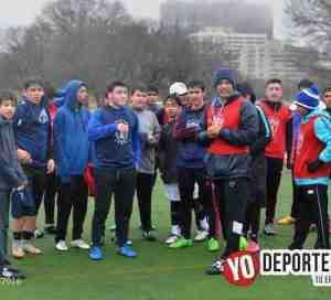 Tuzos Chicago rumbo al Torneo Pachuca UFD 2016