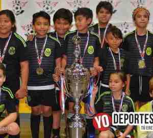 México campeón de Chicago Red Wings Soccer League