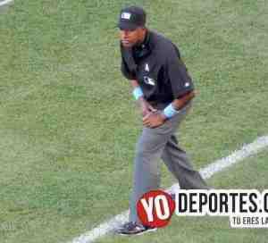 En Chicago Ramón de Jesús primer umpire dominicano en Grandes Ligas