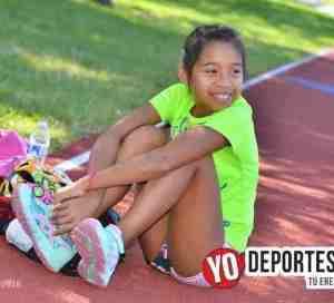 Kenya Pérez lista para su cuarto triatlón en Chicago