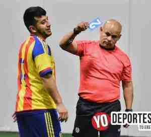 Back of the Yards detiene juego a Torna2 en Mundi Soccer League