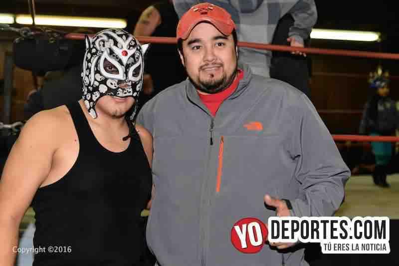 El Hijo del Pantera con Lucha Libre Total en Chicago