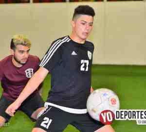 Peleado empate entre Deportivo DF y Back of the Yards en Mundi Soccer League
