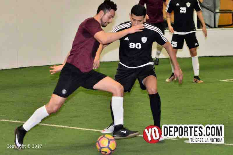 Deportivo DF-Back of the Yards-Mundi Soccer League Victor Trujillo