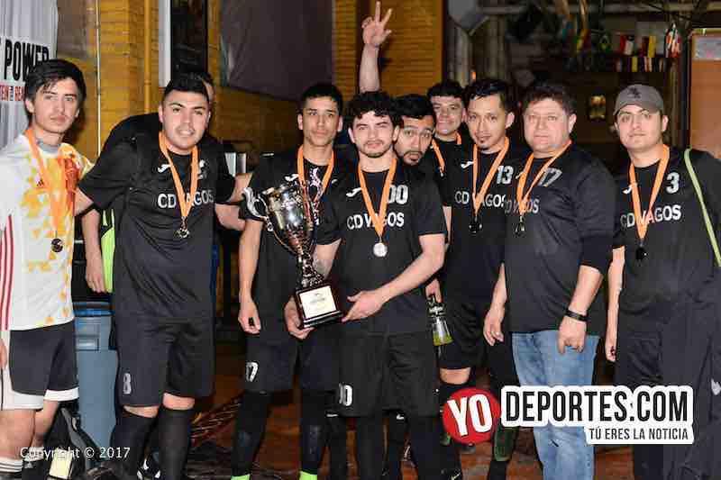 Deportivo DF-CD Vagos-Mundi Soccer League subcampeones
