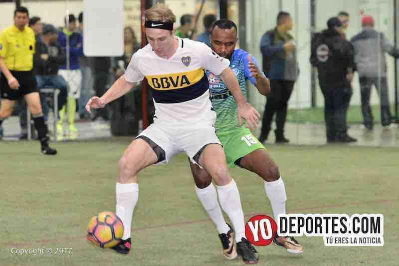 Ludovico y su Banda-Boca Jr-Liga Latinoamericana