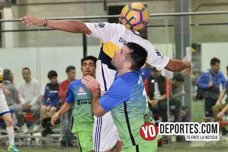 Ludovico y su Banda contra -Boca Jr-Liga Latinoamericana