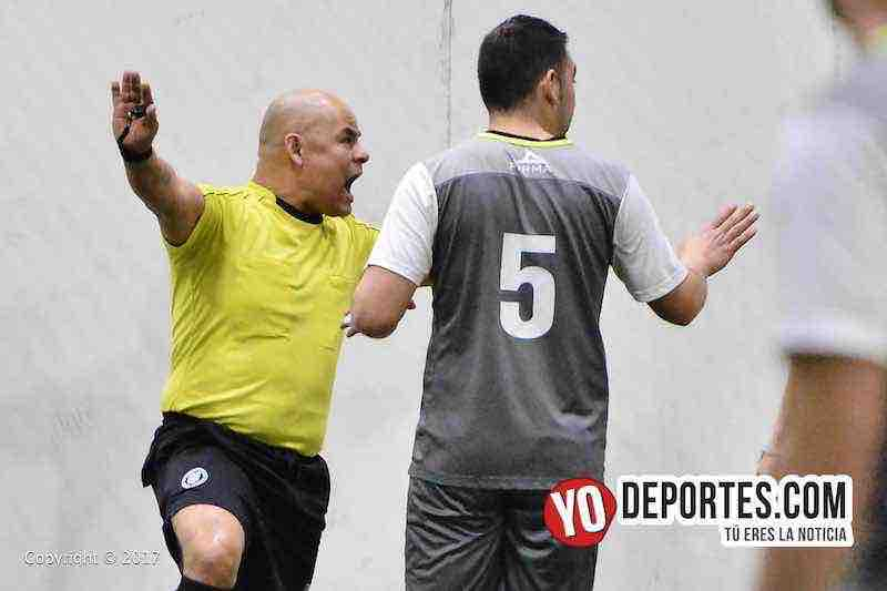 Arbitro Diego Rivera-La Barona-Boca Jr-Champions-Liga latinoamericana