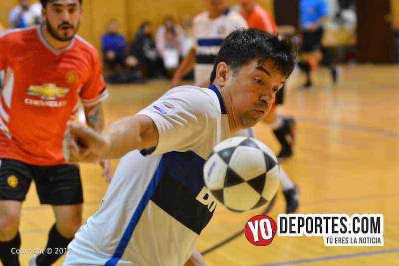 Barcelona-Las Aguilas-Liga Club Deportivo Checa-final sabados