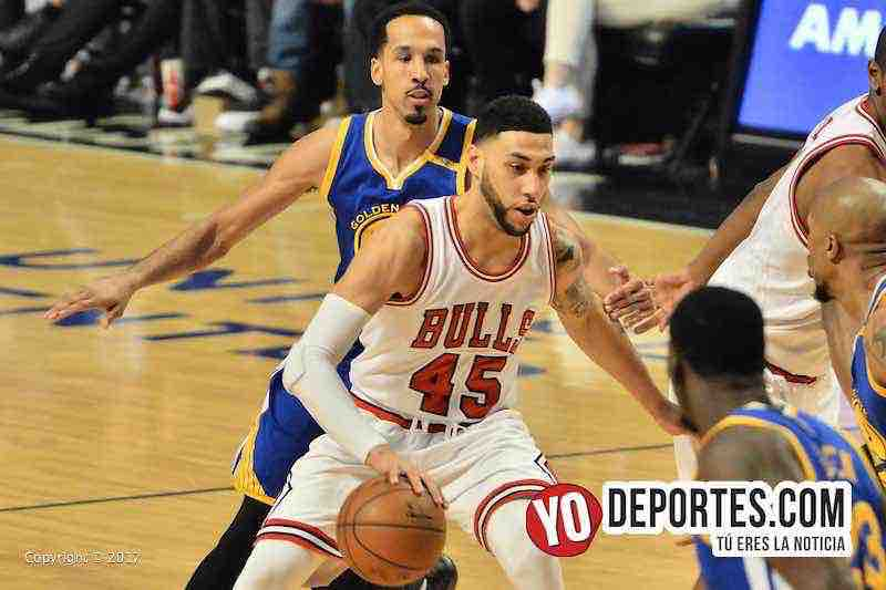 Denzel Valentine-Chicago Bulls-Golden State Warriors