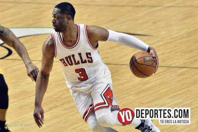 Dwyane Wade-Chicago Bulls-Golden State Warriors