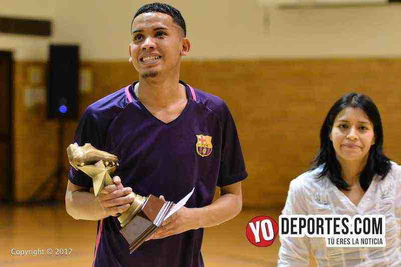Goleador-Barza-Barrios Unidos-Liga Club Deportivo Checa