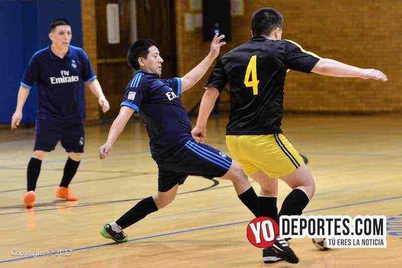 Liga de Cuenca-La Catolica Final B-Club Deportivo Checa