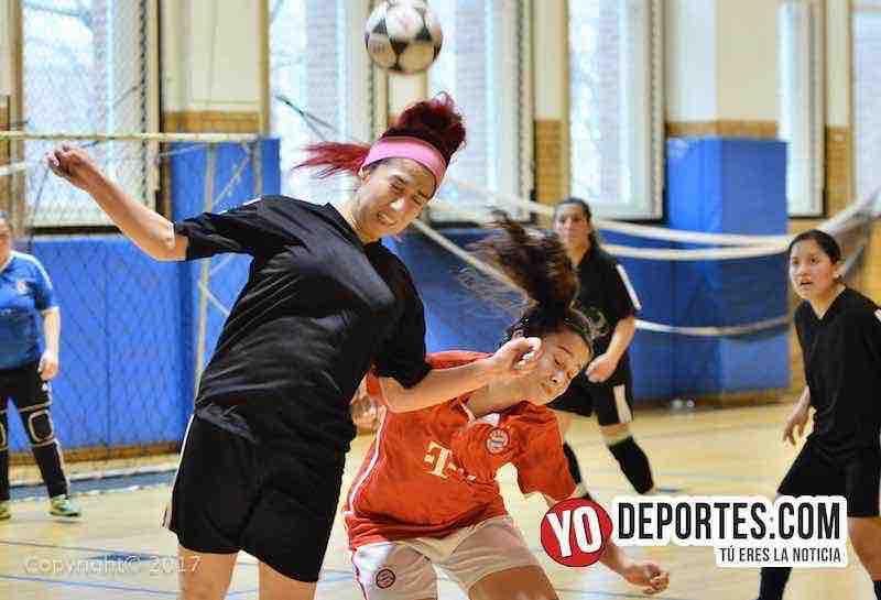 Milan-Lady Azteca- Club Deportivo Checa domingo