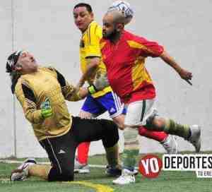 Veteranos: Santos San Luis se impone al Deportivo León
