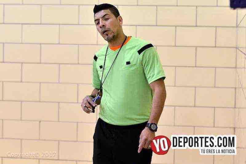 Arbitro Pedro Rodriguez-Jolly Rogers-Gladiadores-Liga Diablitos