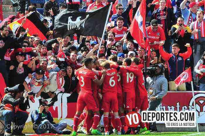 Bastian Schweinsteiger-Chicago Fire-Montreal Impact-porra Sector Latino