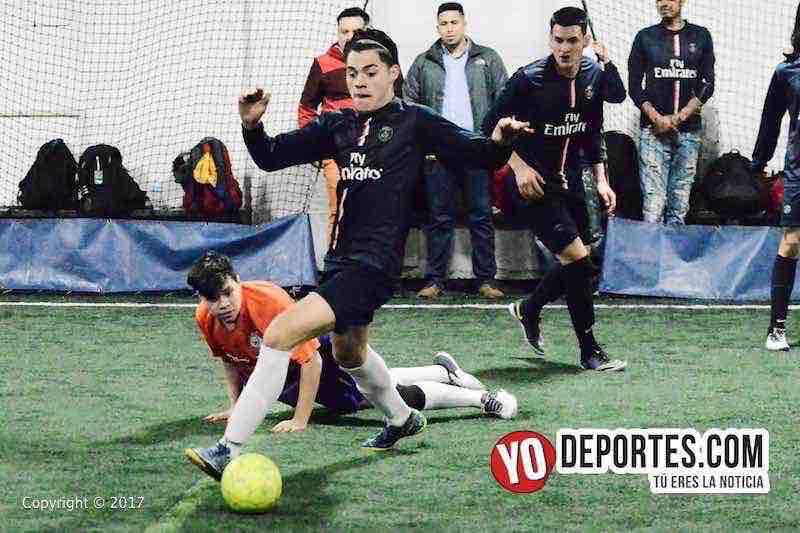 Bulldogs vs Remy FC Fuerza Latina Soccer League