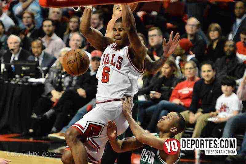 Cristiano Felicio-Chicago Bulls-Boston-Celtics-NBA-playoffs