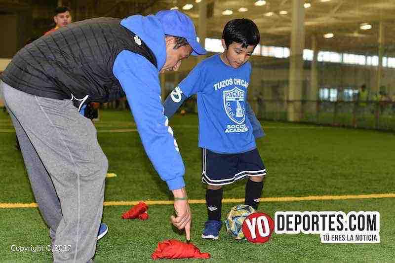 Escuela de futbol-Tuzos Chicago Soccer Academy-