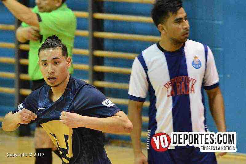 Gerardo Jaimes de-Pumas-Liga MC de Chicago