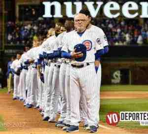 Los Cachorros únicos que ganaron en noche triste para Chicago