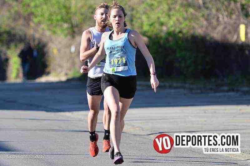 Kelsey Seiler-Chicago Ravenswood 5K Run