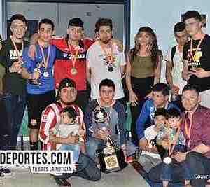 La Joya dos veces campeón de la Liga Azteca