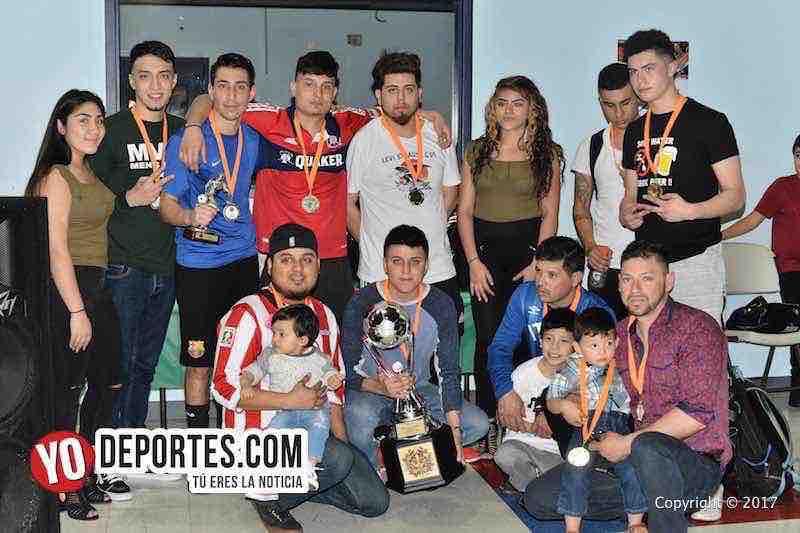 La Joya-campeones Liga Azteca-Chicago