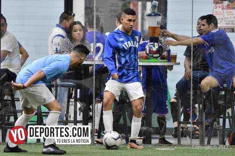 La Joya vsReal Madrid final de la Liga Azteca