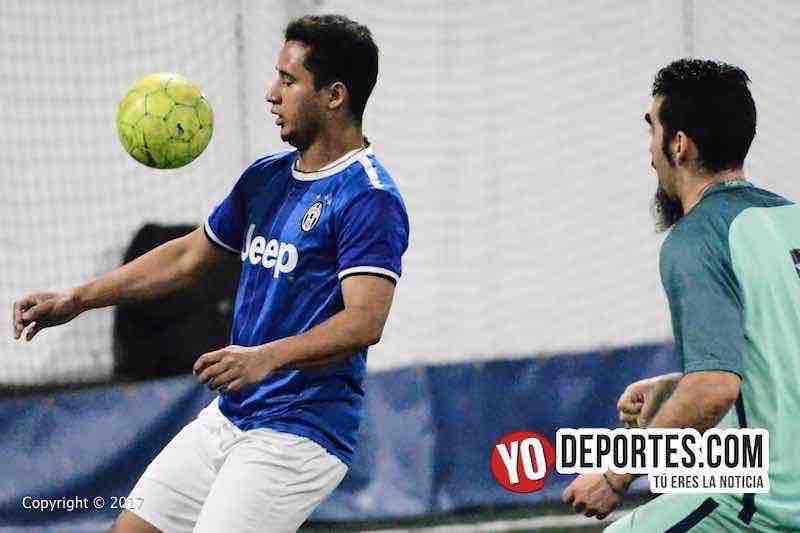 La Juve-La Mangana-semifinal-Fuerza Latina Soccer-League