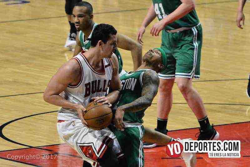 Paul Zipzer-Isaiah Thomas-Chicago Bulls-Boston-Celtics-NBA-playoffs