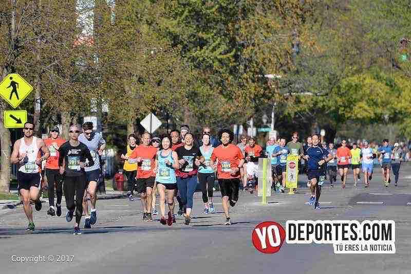 Ravenswood 5K Run Chicago 2017
