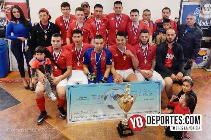 Tilza Morelos campeon Liga Interamericana-Chitown