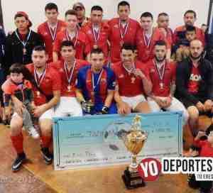 Tilza Morelos gana el clásico al CD Fenix y es campeón de la Liga Interamericana