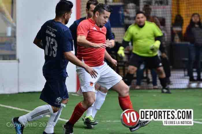Tilza Morelos contra CD Fenix-Chitown Futbol