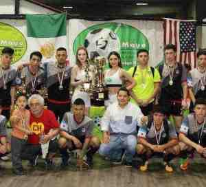 Victory FC se proclama campeón de invierno en 5 de Mayo Soccer League