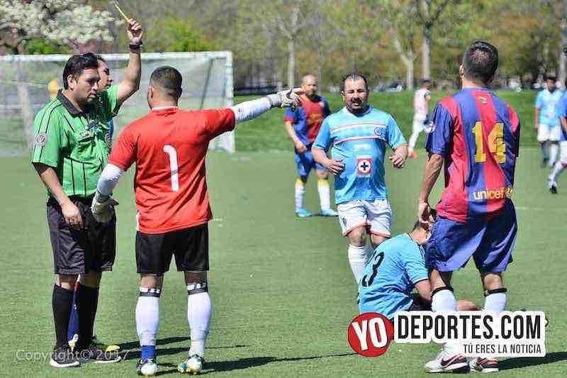 Valedores-Deportivo Hidalgo-Liga Douglas-arbitro francisco lopez
