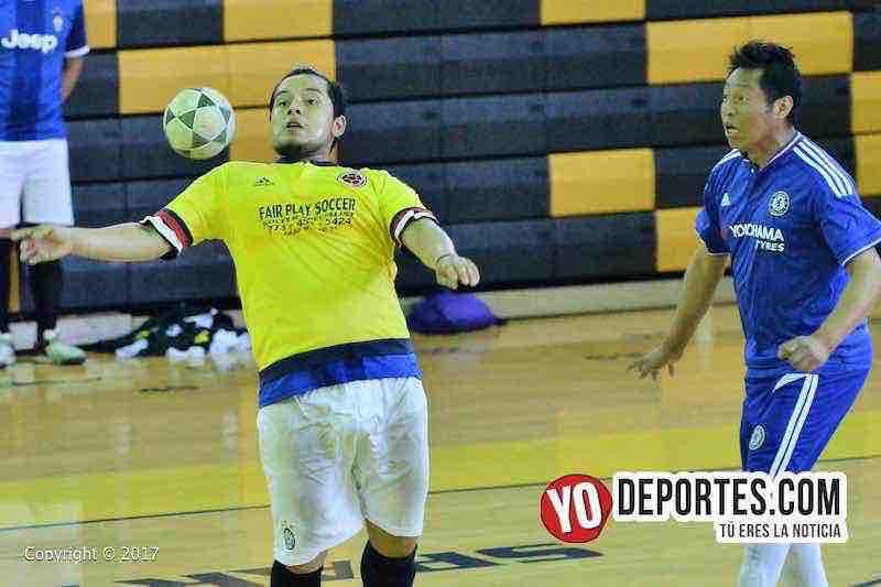 Villatoro-Inseparables B-Finales domingo 16 abril-Liga San Jose