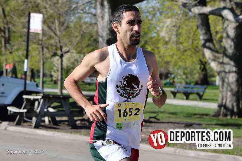 Alan Carreno-5 de Miler 2017
