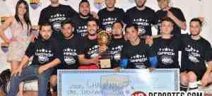 Merengues sufrieron para ganarse mil dólares en Chitown Futbol