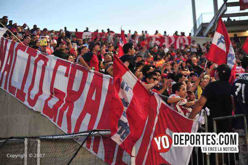 Porra Sector Latino-Chicago Fire 4-1 Seattle Sounders