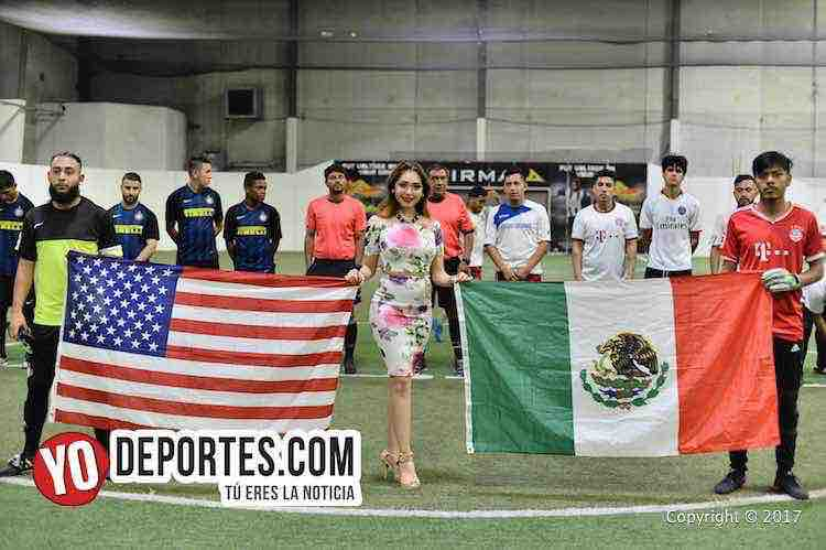 Deportivo FC-Internacional-Liga Latinoamericana